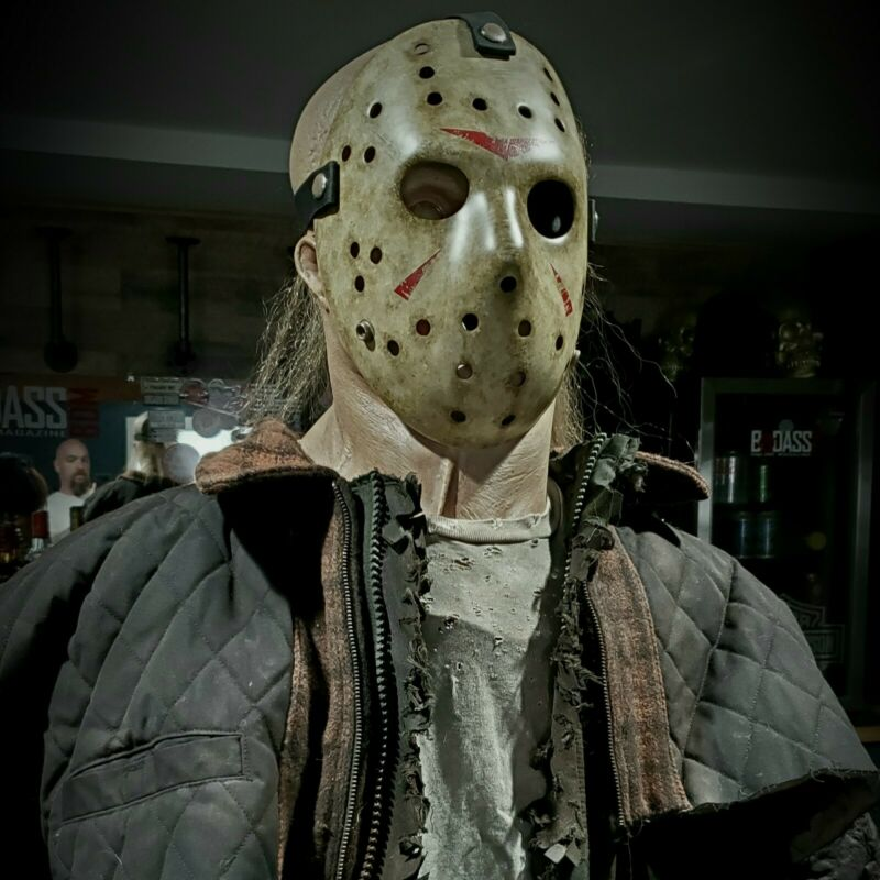 JASON REMAKE COSTUME - NOT FREDDY MYERS PENNYWISW