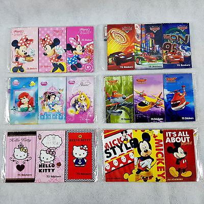Disney Kindergeburtstag Mitgebsel Sticker Buch Geschenkidee (Geschenke Disney)
