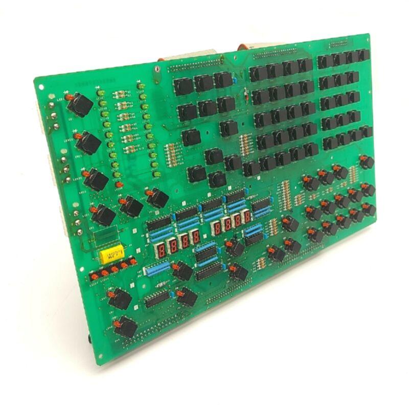 Mitsubishi QY901A Mazak Operator Keypad CNC Circuit Board, for Mazatrol M Plus