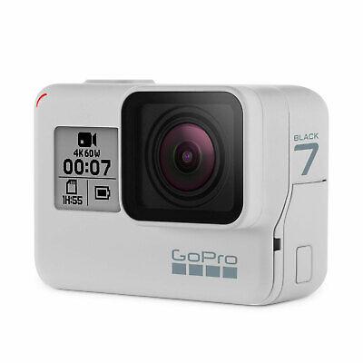 GoPro Hero7 Black Dusk White Actioncam Kamera Outdoor Camera Camcorder 4K60  Black And White Kamera