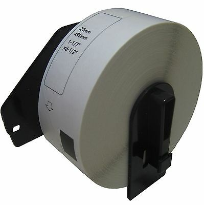20 Roll Value Pack Dk-1201 Brother Compatible Labels.2 Free Reusable Cores