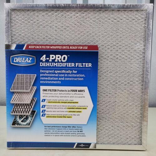 Dri-Eaz F581 Dehumidifier Filter 4-Pro 4-Stage for DrizAir 1200 & LGR 7000XLi