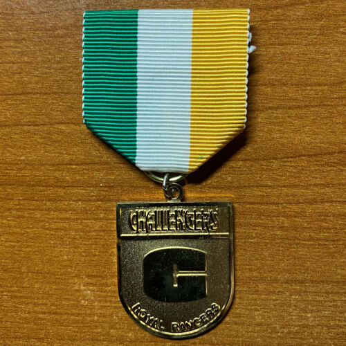 Royal Rangers Obsolete Challengers Medal of Excellence