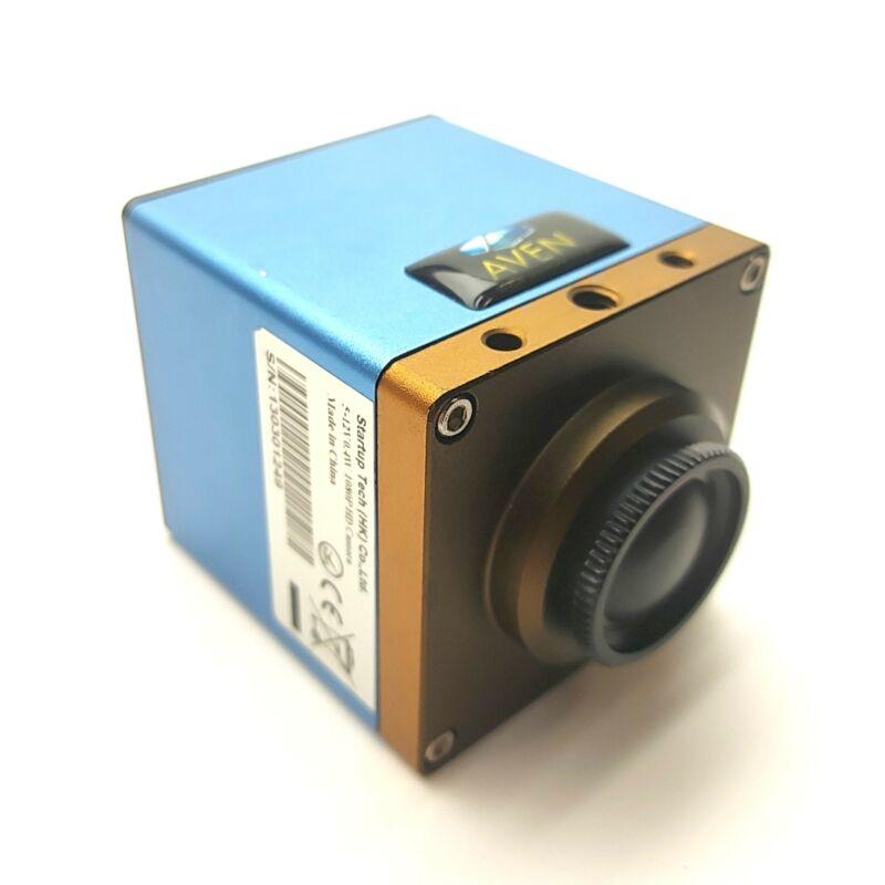 "Aven 26100-253HD Microscope Camera 1/3""CMOS 1080P @ 60FPS HDMI C-Mount 5-12VDC"