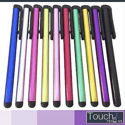 10x Stylus Touchpen Eingabestift Navi Handy Smartphone Tablet iPhone Samsung HTC