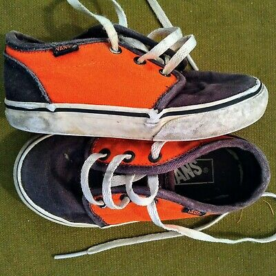 VANS Infant Toddler Size 7 Trainers Shoes