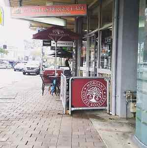 Burger Cafe For Immediate Sale! Walk in walk out Neutral Bay North Sydney Area Preview