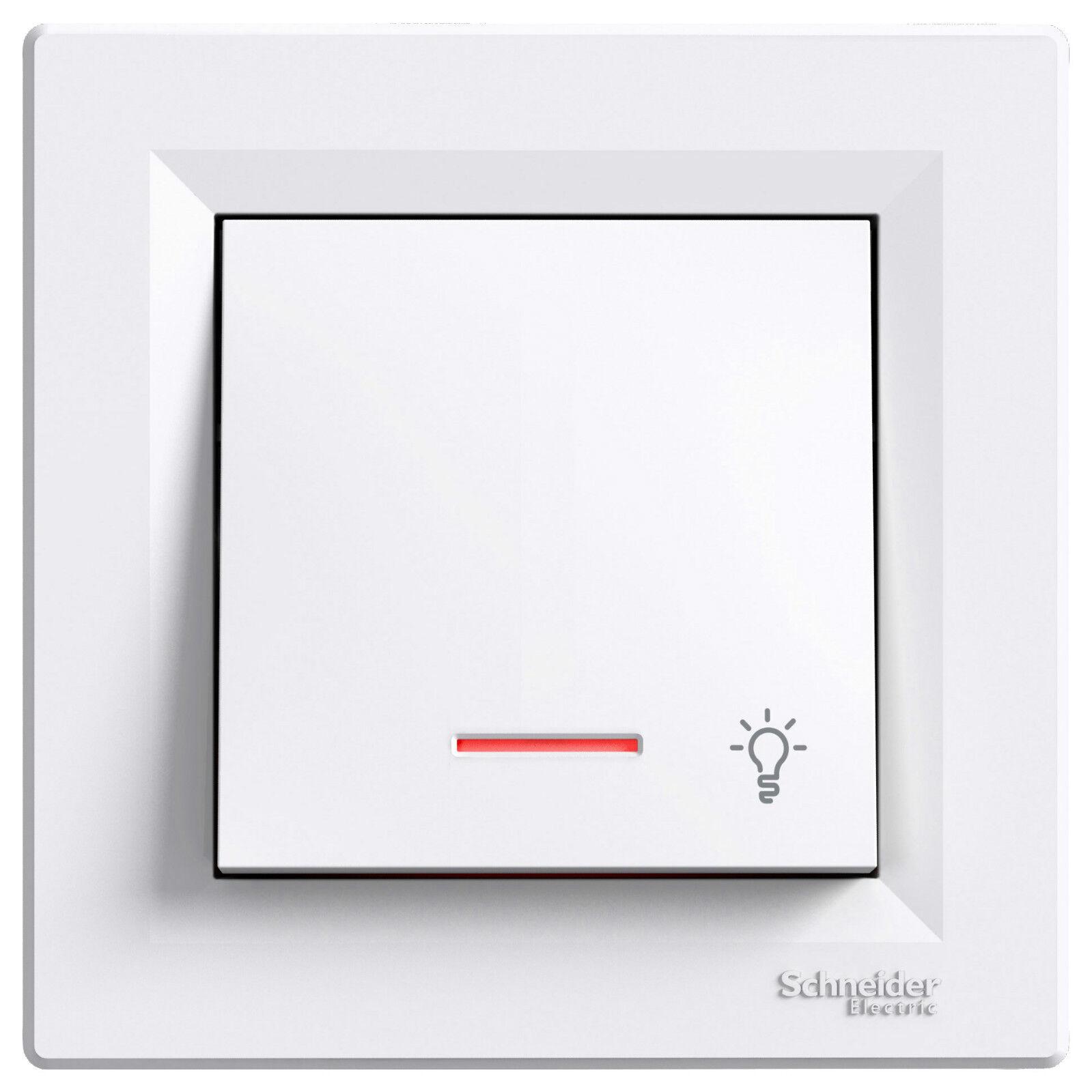 Asfora Lichttaster mit LED