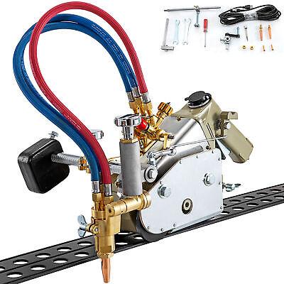 Track Torch Burner Cutter 0.2-2.365-60mm Portable Flame Cutting Machine 220v