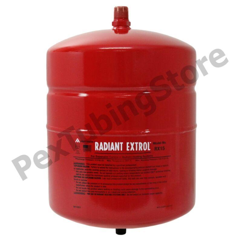 Radiant Extrol Amtrol RX-15 (140-705) Boiler Expansion Tank, 2.0 Gal Volume