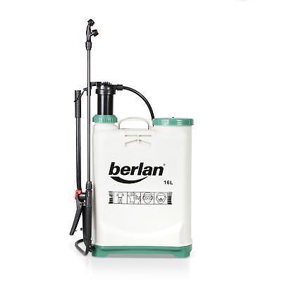 16 Liter Rückenspritze Gartenspritze Drucksprüher Unkrautspritze Unkrautsprüher