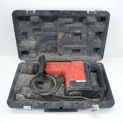 Bauer 1631e-b Bauer 12.5 Amp Sds Max Type Pro Demolition Hammer W 4 Bits Case