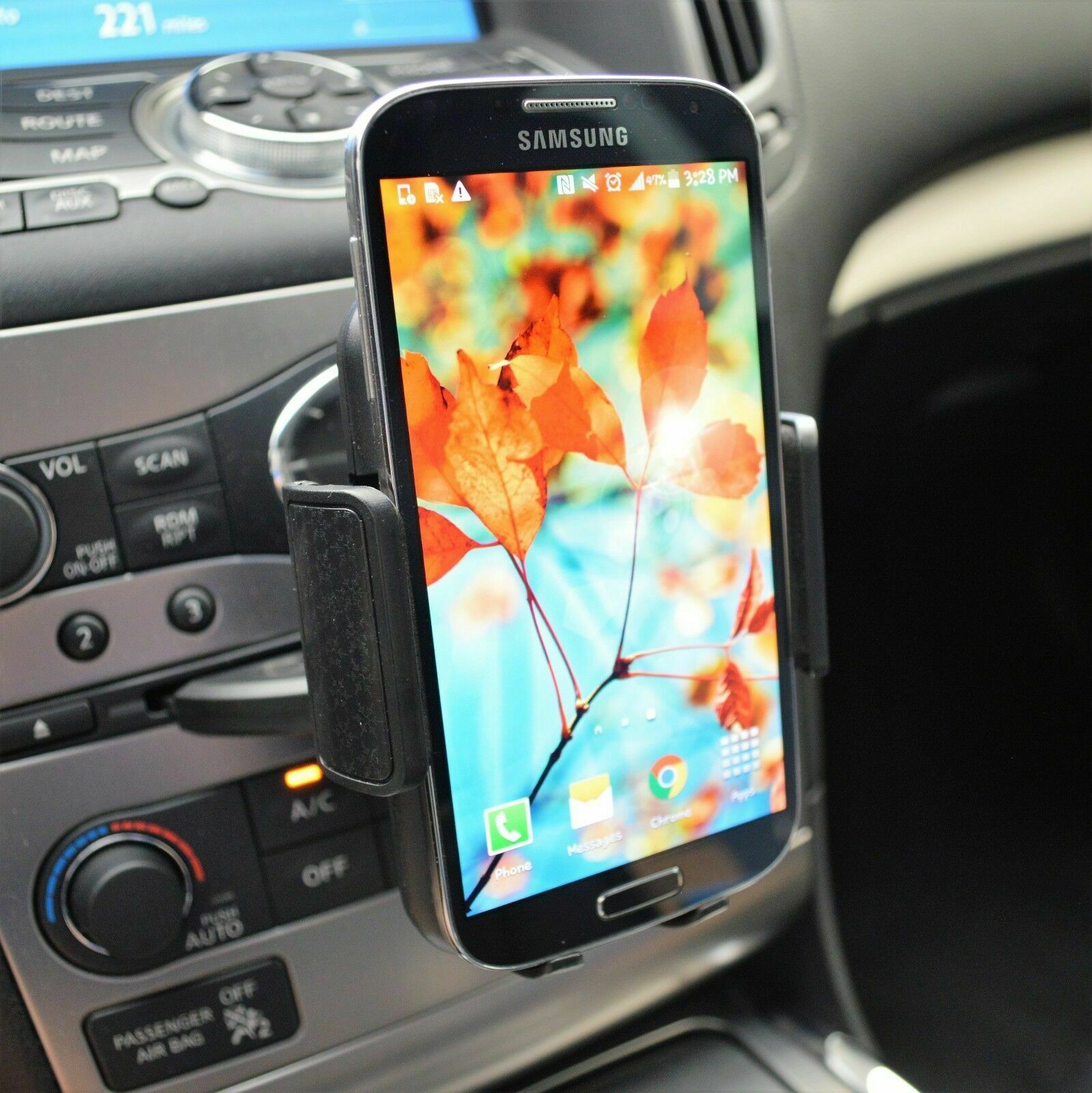 CD Slot Car Phone Holder Universal Cell Phone Car Mount for iPhone Samsung Cell Phone Accessories