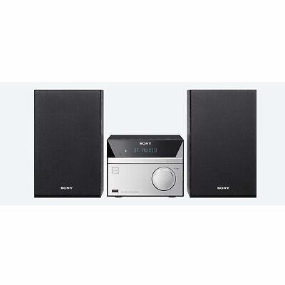 Sony CMT-SBT20B Micro Stereoanlage DAB+ NFC Bluetooth CD USB UKW Radio 12W RMS