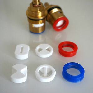 Replacement Discs Silicone Washers For 3 4 Bath Ceramic Tap Valve