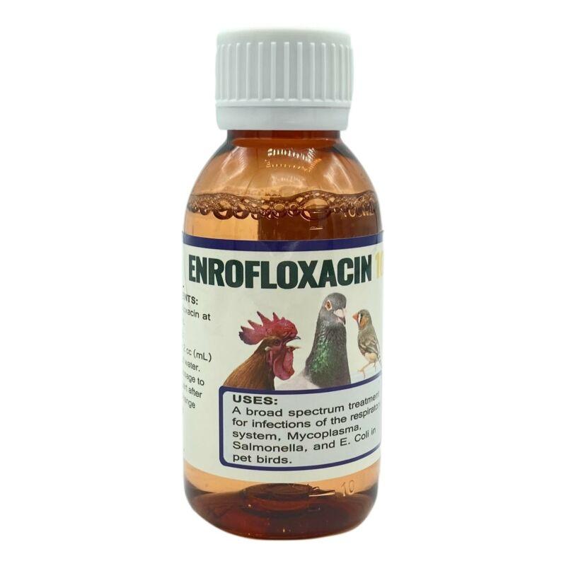 Enrofloxacin Liquid for Birds 100 ml