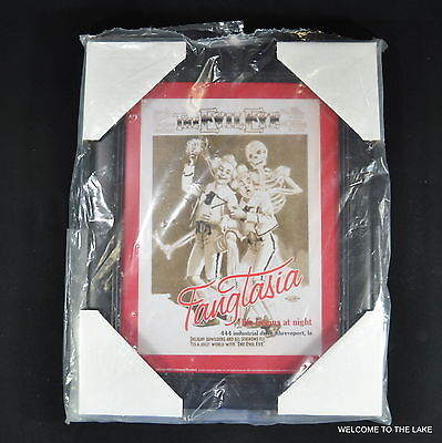 """POSTER/PICTURE """"FANGTASIA"""", THE EVIL EYE -  LIFE BEGINS AT NIGHT"""