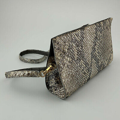 Nancy Gonzalez - Python Mini Crossbody