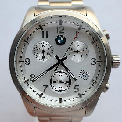 939de5161 BMW Classic Line Lifestyle Sport Design Car Accessory Chronograph Swiss  Watch