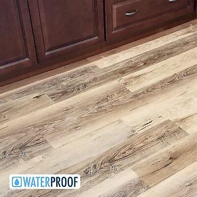 SAMPLE of Very Natural Looking Luxury Vinyl Plank LVP Flooring - Crestview Luxury Vinyl Plank Flooring