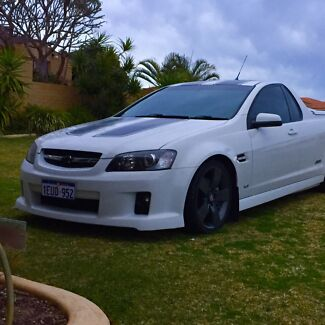 Holden ssv ute manual Dianella Stirling Area Preview