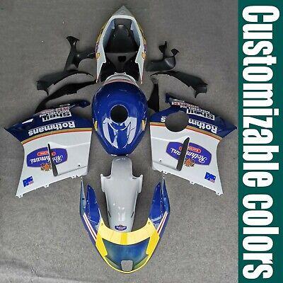Blackbird ABS Fairing Bodywork Panel Kit Set Fit For 1996-2007 Honda CBR1100XX
