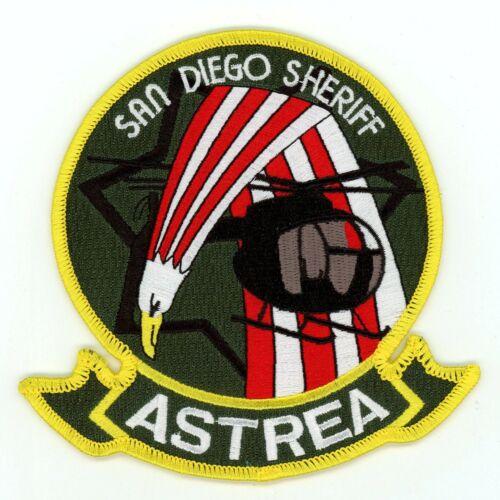 San Diego Sheriff ASTREA California