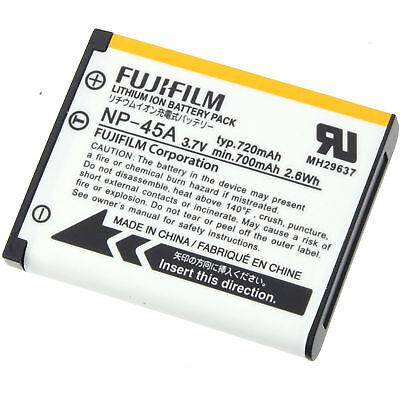 ✅ Fujifilm NP45A NP-45A Akku JZ305 JZ370 JZ505 Z100 Z10fd Z20 Z30 Z31 Z33 Z35
