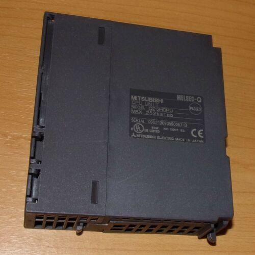 Mitsubishi Electric Melsec-Q Series PLC 252kstep Max CPU/Processor Unit Q25HCPU