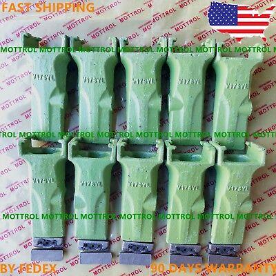 V17syl 10 Pk Teeth Fits Esco Style Super V Bucketteethtooth 10 V13-17pn Pins
