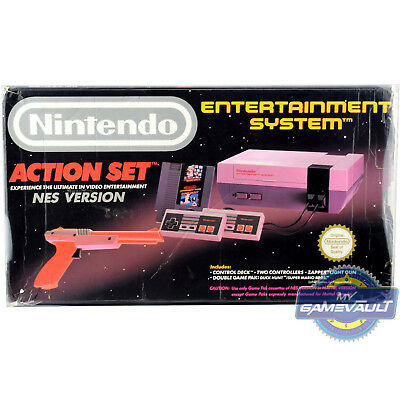 1 x Box Protector for Nintendo NES Games Console Action Set 0.5mm...