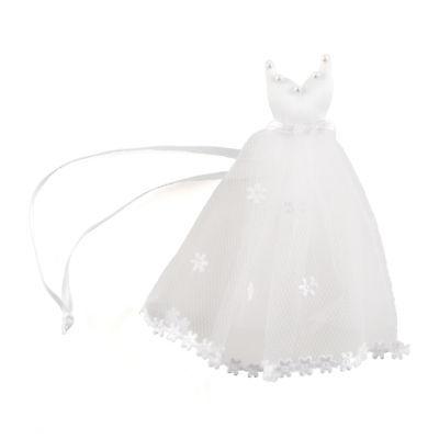 Detalle Bolsa Blanco Boda Vestido Estilo Paquete De 12