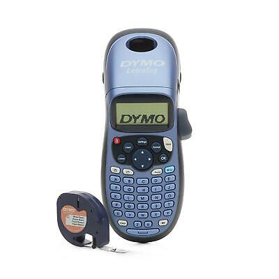 Dymo Letratag Lt-100h Handheld Label Maker For Office Or Home 1749027 Colors