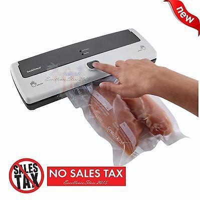 NEW Foodsaver Vacuum Sealer System Seal-A-Meal Machine Fresh Food Storage Bags