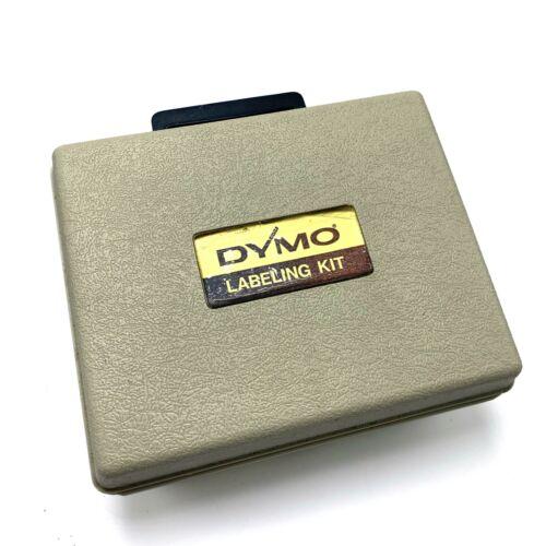 DYMO SYSTEM Labeling Kit Mark VI Vinyl DIY Label Maker Home Office Organization