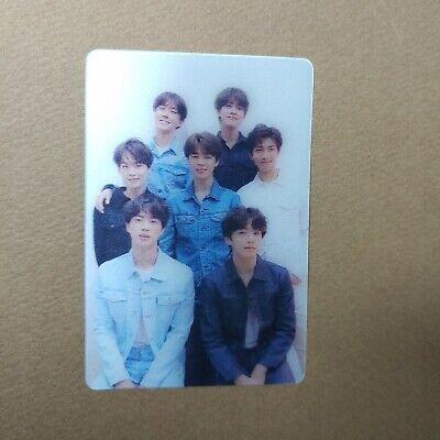 [Official] BTS LOVE YOURSELF TEAR 轉 Special Photocard Lenticular
