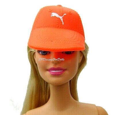 Barbie Fashionistas Accessory Puma Orange Cap