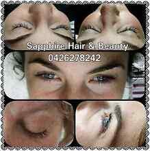 Eyelash extensions. Hairdressing. Spray tans.  Gel nails. Kingston Kingborough Area Preview