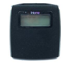 iHOME iPL22 ALARM CLOCK RADIO FOR iPHONE WITH LIGHTENING CONNECTOR 2.C4