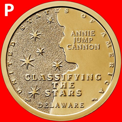2019-P AMERICAN INNOVATION (DELAWARE) DOLLAR UNCIRCULATED COIN