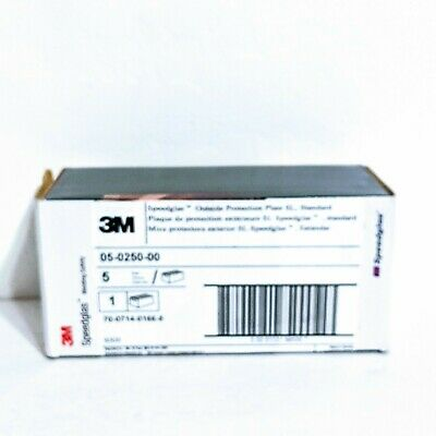 3m Hornell Speedglas Sl Outside Lenses 05-0250-00 5pk