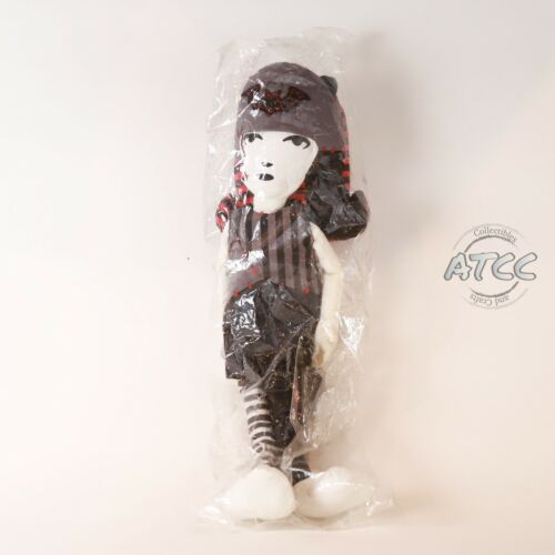 Dark Horse Deluxe • Emily The Strange Plush Doll New In Package with Tags