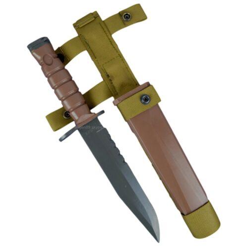 Airsoft Knife OKC-3S with Sheath US Army Marine Corps Training Knife Replica
