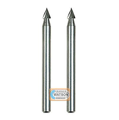 Dremel Multi Tool Accessories 118 2 X 3.2mm High Speed Cutter Multipack Pack 2