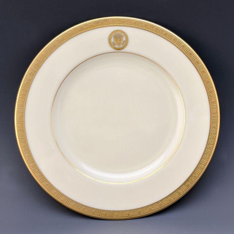 Lenox Vice Presidential Bread Butter Plate Clinton Gore Bush Cheney White House