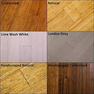 14mm Strand Woven Bamboo Flooring | 2 WEEKS SALE ONLY Carindale Brisbane South East Preview
