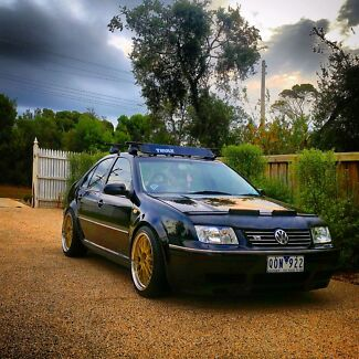 2001 VW bora 2.3L V5 Frankston South Frankston Area Preview
