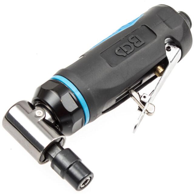 Druckluft Stabschleifer 155mm 90° abgewinkelt Druckluftschleifer Schleifer
