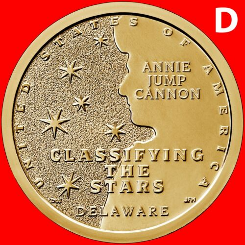 2019-D AMERICAN INNOVATION (DELAWARE) DOLLAR UNCIRCULATED COIN