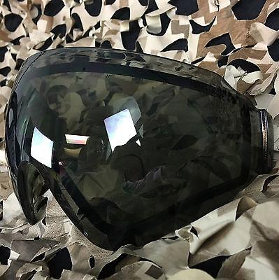 Profiler Thermal - NEW V-Force Profiler Dual Pane Thermal Anti-Fog Mask Lens - Smoke